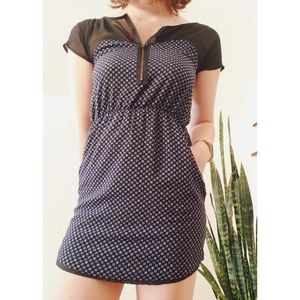 Cool Navy Dress